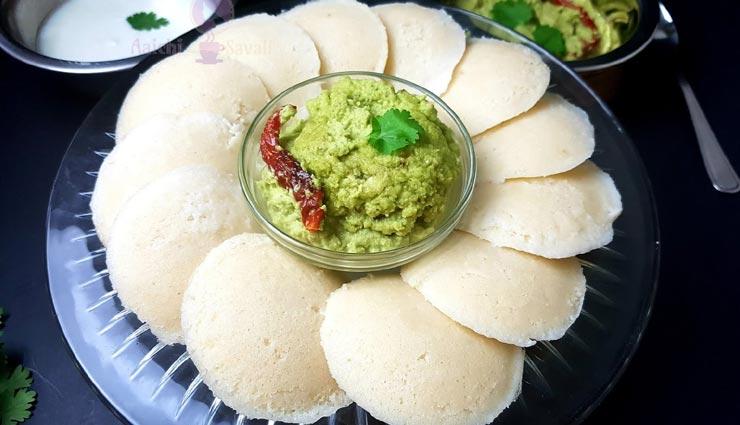 Navratri 2021 : नवरात्रि व्रत के दौरान भी ले सकते हैं इडली का स्वाद, जानें बनाने का तरीका #Recipe