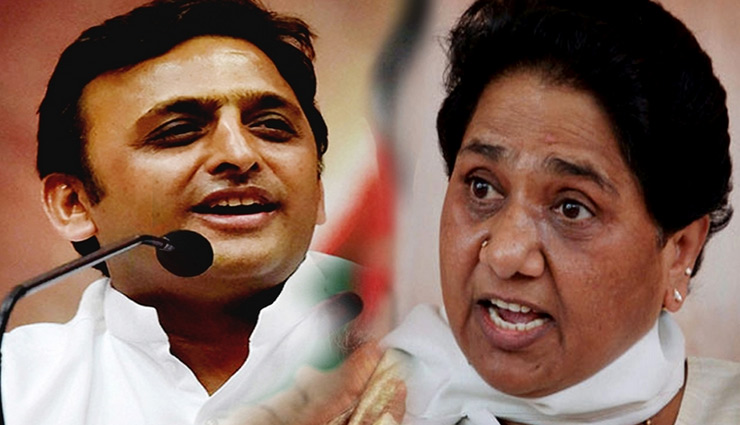 Samajwadi Party , and Bahujan Samaj Party will contest 38 seats each in Uttar Pradesh