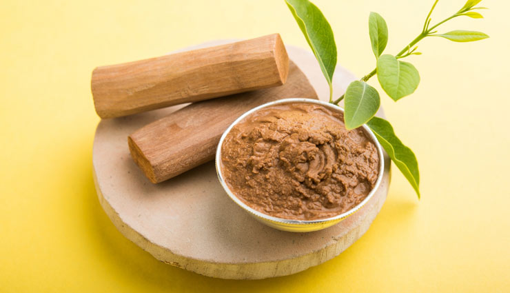 homemade sandalwood face pack,sandalwood face pack,skin care tips,beauty tips,homemade facepack