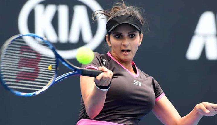 Biopic : अब बनेगी सानिया मिर्जा की बॉयोपिक, स्वयं ने की घोषणा
