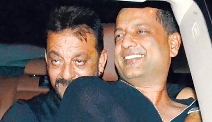 Sanjay Dutt thanks real-life Kamli in an emotional post on ...