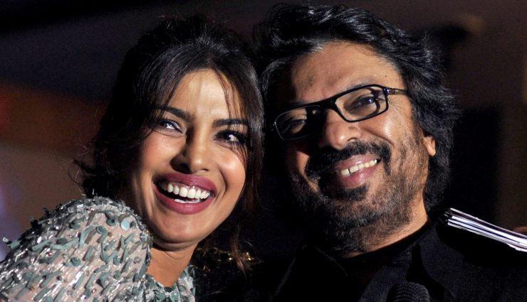भंसाली की फिल्म में प्रियंका चोपड़ा, 'बोल्ड' होगा कंटेंट और अब नाम होगा 'गंगूबाई', पहले सोचा गया था 'हीरामंडी'!