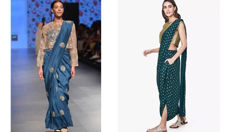 saree draping tips,stylish saree,fashion tips