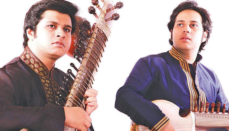 sarod brothers,amaan ali and ayaan ali captivating america,amaan ali and ayaan ali gives tribute to the hindu devi,america,entertainment news,ustaad amjad ali khan