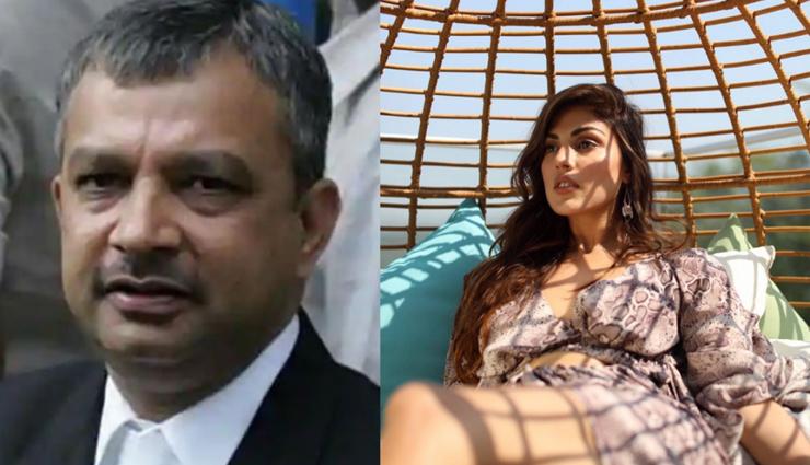 सुशांत सिंह केस / रिया चक्रवर्ती  कैसे अफोर्ड कर रहीं हाईप्रोफाइल वकील की फीस, सतीश मानशिंदे ने दिया जवाब