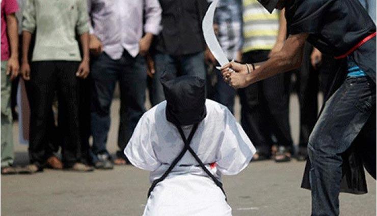 सऊदी अरब : आतंकवाद फैलाने के मामले में 37 लोगों को मिली सज़ा, किया सिर कलम, मचा कोहराम