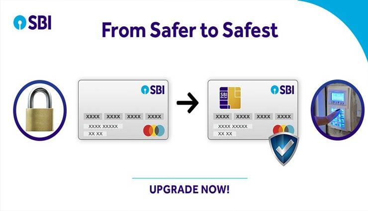 घर बैठे ऐसे मुफ्त में पाए SBI का नया ATM कार्ड, आरबीआई ने दिया पुराने कार्ड को बंद करने का आदेश