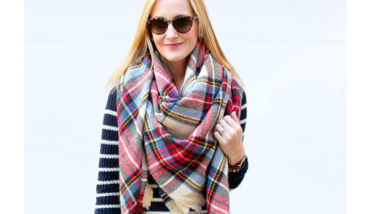 scarf,scarves,different type of scarf,fashion,fashion trendz ,फेशन, स्कार्फ पहनने के तरीके, स्टाइल