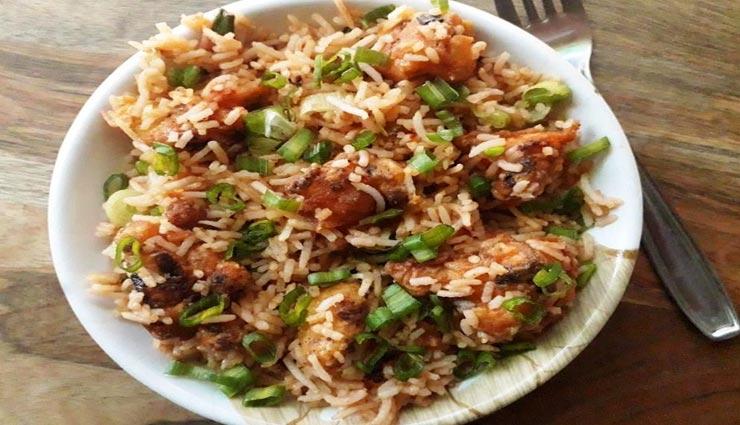 स्वाद में मजेदार लगते हैं 'शेजवान राइस', ताजी हरी सब्जियां बनाए इसे हेल्दी #Recipe