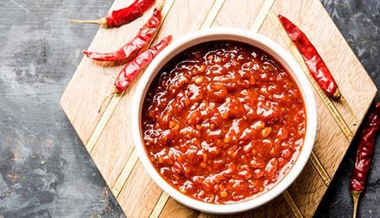Recipe- Forget Market, Make Schezwan Sauce at Home
