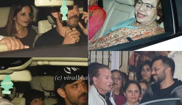 PICS- Bollywood Stars Gather for Special Screening of Simmba