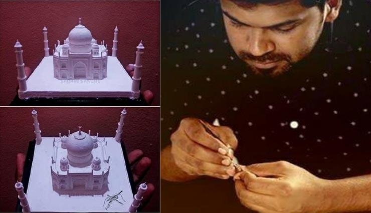 इस शख्स की अनूठी प्रतिभा की बढ़ाई कर चुके है अमिताभ बच्चन, चॉक को तराशकर बनाते हैं बेहतरीन स्कल्पचर
