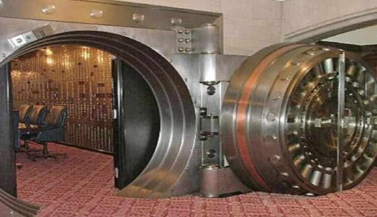 weird news,weird place,most secure place in the world,kentucky fort knox,gold reserve of america ,अनोखी खबर, अनोखी जगह, दुनिया की सबसे सुरक्षित जगह, फोर्ट नॉक्स