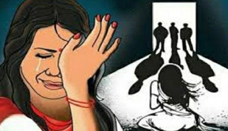 झुंझुनू : महिला के साथ यौन शोषण का मामला, शादी का झांसा देकर फंसाया