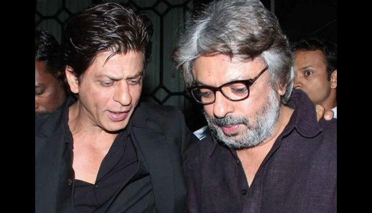 . . . और अब 17 साल बाद भंसाली के साथ काम कर सकते हैं शाहरुख