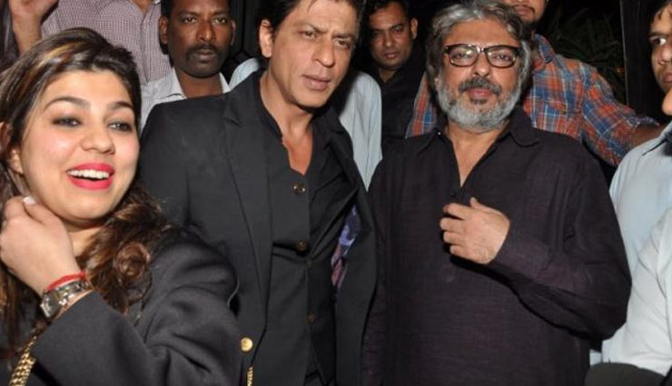 Shah Rukh Khan,sanjay leela bhansali,Salman Khan,alia bhatt,inshallah,shah rukh khan news,shah rukh khan latest  news,entertainment,bollywood ,शाहरुख़ खान,संजय लीला भंसाली,सलमान खान,आलिया भट्ट