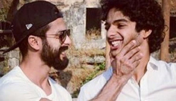 I am proud to be identified as Shahid Kapoor's brother, there is no shame: Ishaan Khatter