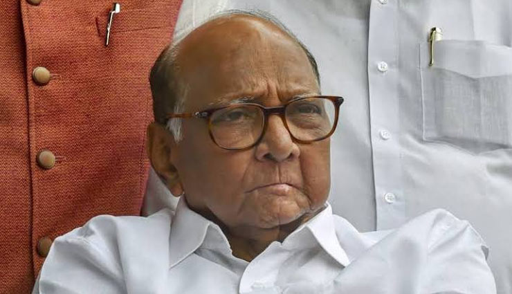 अजित पवार ने पार्टी तोड़ दी, बीजेपी को समर्थन देना NCP का फैसला नहीं : शरद पवार