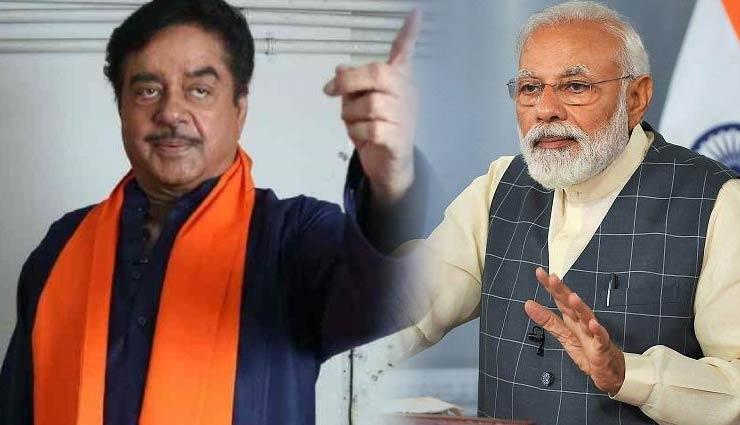 शत्रुघ्न सिन्हा का PM मोदी को लेकर तीखा ट्वीट कहा - सर, चुनाव की तिथि घोषित हो गई है, अब तो कम से कम 'यह काम' कर दीजिए, नहीं तो इतिहास में...