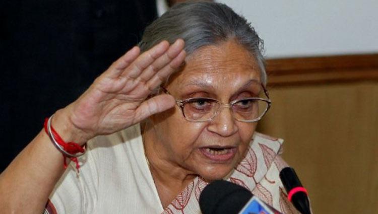 दिल्ली प्रदेश कांग्रेस की कमान अब शीला दीक्षित के हाथों में, अजय माकन ने दी बधाई