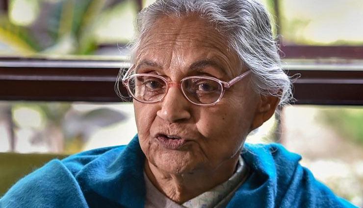 दिल्ली की पूर्व CM शीला दीक्षित के निधन पर पीएम मोदी से मनमोहन तक ने जताया दुख, कही यह बात...