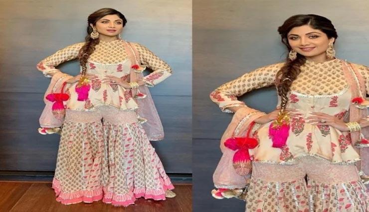 fashion tips,celebrity fashion,bollywood actress fashion,sharara dress tips,diwali fashion,diwali 2019 ,फैशन टिप्स, सेलेब्रिटी फैशन, बॉलीवुड एक्ट्रेस फैशन, शरारा ड्रेस टिप्स, दिवाली फैशन, दिवाली 2019