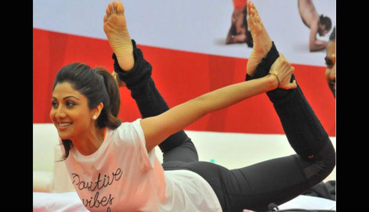 Shilpa Shettys Secret To Choose Yoga