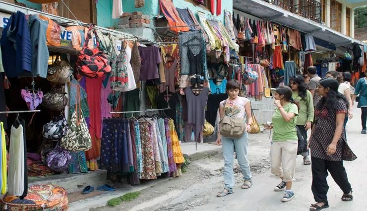 tourist places,indian tourist places,manali shopping markets ,पर्यटन स्थल, भारतीय पर्यटन स्थल, मनाली के मशहूर बाजार
