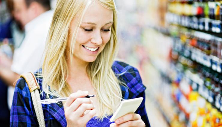 shopping tips,simple shopping tips,shopping tips to save money and time ,शॉपिंग करने से पहले इन 7 बातों का रखें ख्याल