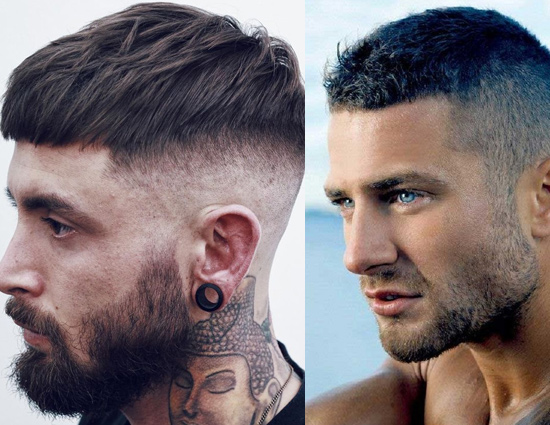 5 Trending Short Hair Trends For Men Lifeberrys
