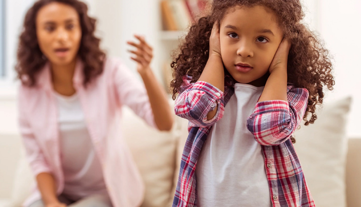 5 Effects of Shouting on Your Kids