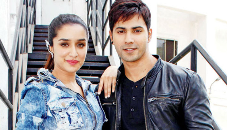 Shraddha Kapoor to play Pakistani dancer in Varun Dhawan starrer 'Street Dancer'