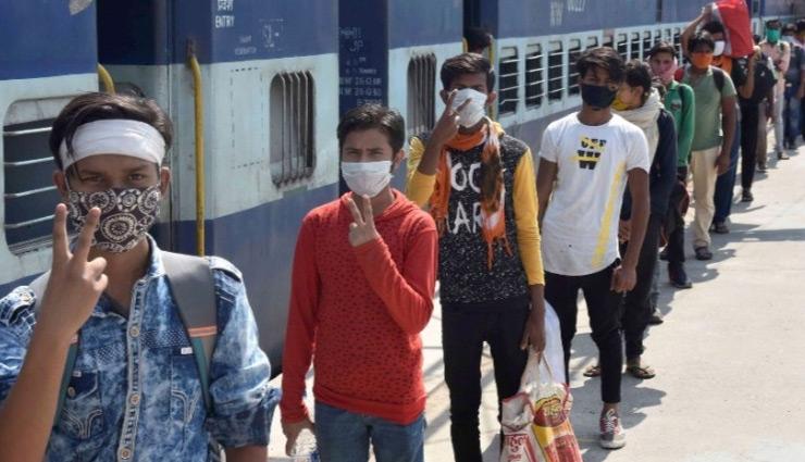 रेलवे का फैसला अब श्रमिक स्पेशल ट्रेनों को चलाने के लिए राज्यों से सहमति की जरूरत नहीं