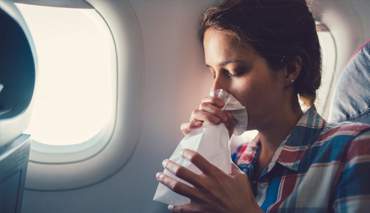 10 Preventive Tips To Avoid Getting Sick on Plane