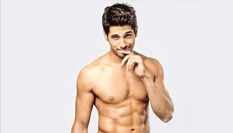 Sidharth Malhotra motivates fans to 'stay fit' with latest Instagram post