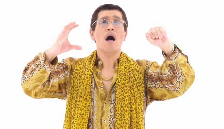 VIDEO- Singer Pikotaro Releases New Track on Coronavirus