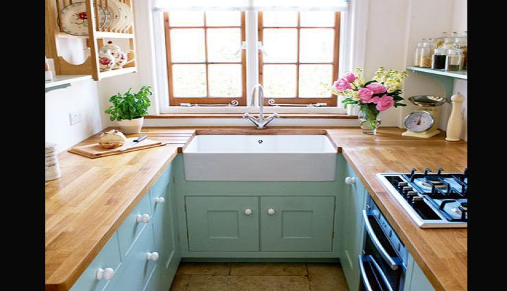 5 Easy Ways To Keep Your Small Kitchen Organized