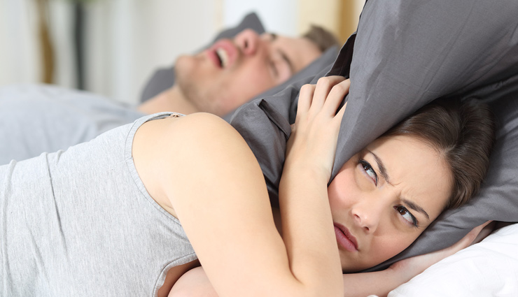 5 Ways To Get Rid of Snoring Problem