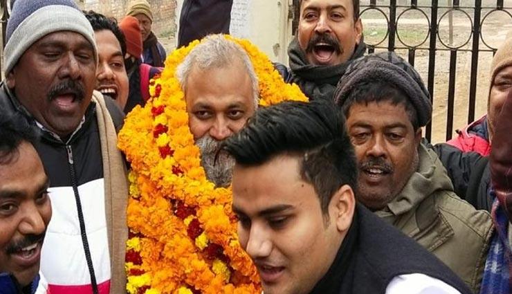 उत्तरप्रदेश : आप विधायक सोमनाथ भारती की जेल से रिहाई, कहा- योगी की संविधान से आस्था खत्म हो चुकी