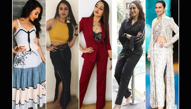 5 Looks of Sonakshi Sinha That You Would Love To Copy
