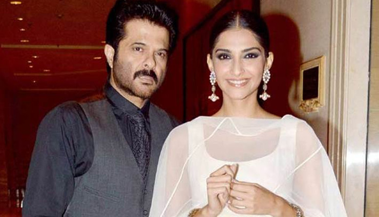 Sonam Kapoor Wishes Dad Anil Kapoor With Hearfelt Letter