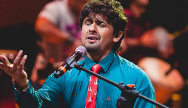 Sonu Nigam posts his hospital pictures; revealed sea food caused allergy