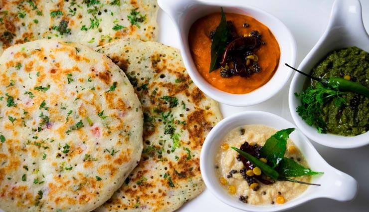 नाश्ते में आजमाए सूजी उत्तपम, स्वाद के साथ मिलेगी दिनभर की एनर्जी #Recipe