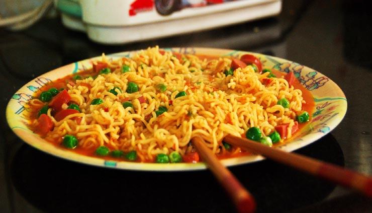 बेहतरीन स्वाद देगी 'सूपी मसाला मैगी', बच्चों को आएगी बहुत पसंद #Recipe