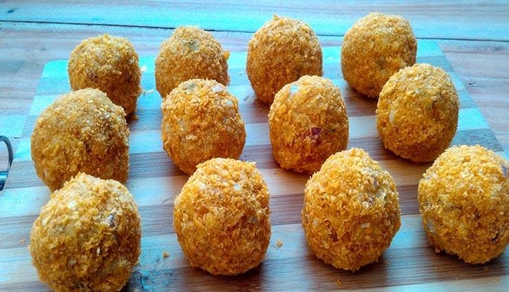 वीकेंड पर स्नैक्स में बनाए 'स्पेगेटी पनीर बॉल्स', हर कोई करेगा तारीफ #Recipe
