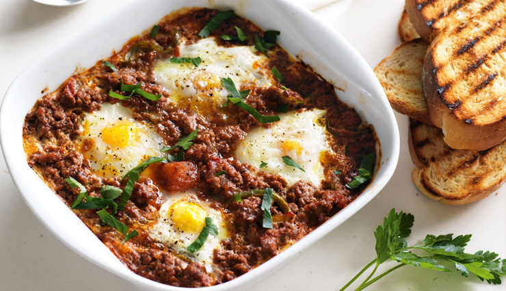 Recipe- Spanish Baked Eggs For Perfect Brunch