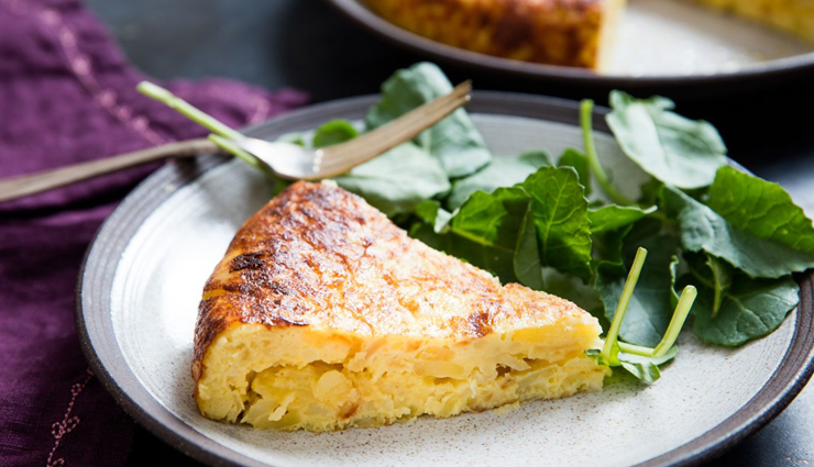 Recipe- Spanish Potato Omelette
