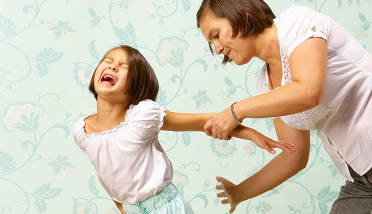 5 Things To Do Instead of Spanking Your Child