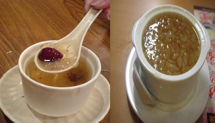 यहां स्पर्म से बनाया जाता है खाना, चाय में भी लिया जाता है उपयोग