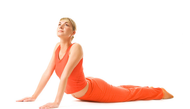5 Yoga Asan To Treat Lower Back Pain